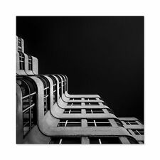 Warby ShellHaus Berlin Germany Architecture Photo Large Wall Art Print Square