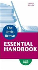 Little, Brown Essential Handbook (8th Edition) by Aaron, Jane E.
