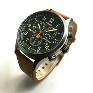 Men's Timex Expedition Scout Chronograph Watch TW4B04400 TW4B04400ZA