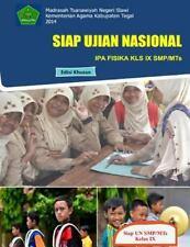 Siap Ujian Nasional, IPAFisika Kls IX SMP/MTs by Ahmad Sholahuddin (2014,...