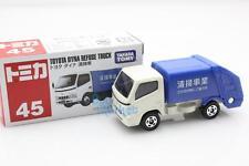 Takara Tomy Tomica #045 Toyota Dyna Refuse Truck Japan IMPORT
