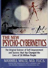 NEW The New Psycho-Cybernetics by Maxwell Maltz