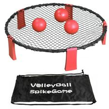 3 Spikeball Party Game Set Beach Volleyball Spike Game Exciting Fast Paced Yard