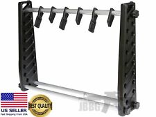 VERTICAL Modular GUN RACK Floor Stand Storage Mount Display Hanger Rifle Shotgun