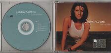LAURA PAUSINI CD SINGLE 4 tracce SURRENDER 2002 + REMIX