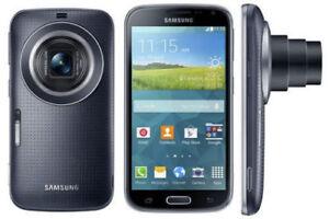 "Samsung Galaxy K Zoom C115 SM-C115 4.8"" 4G LTE Wi-Fi 20.7MP 10xOptical Zoom OIS"
