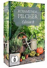 Rosamunde Pilcher Edition 8 Neu und Originalverpackt 3 DVDs