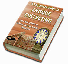 How To Make Huge Profits Buying & Selling ANTIQUES Online - Build Collection (CD