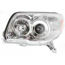 2006 - 2009 TOYOTA 4RUNNER HEADLIGHT HEADLAMP LIGHT (CHROME) LEFT DRIVER SIDE