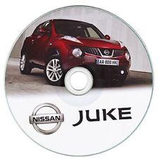 Nissan Juke workshop manual workshop manual