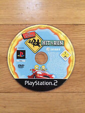 The Simpsons Hit and Run for Playstation 2 (PS2) *Disc Only*