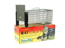 More details for rat cage trap the big cheese large rodent ready to use no building no poison