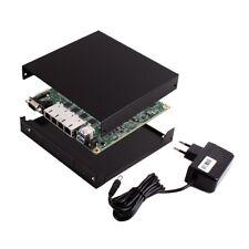 PC Engines APU4D4-Bundle - Board, Netzteil, Speicher, Gehäus...
