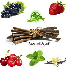 Licorice Root Chew Stick 100% Natural Organic Wholesale Flavored Liquorice Root