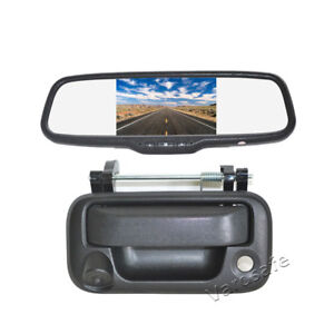 Vardsafe | OEM Backup Camera & Rearview Mirror Monitor for Ford F550 (2008-2016)