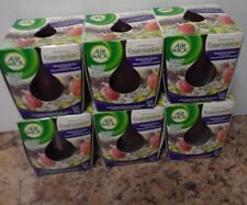 Air Wick Candles 3.5Oz Mountain Berry Blossom ----6 pack