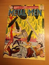 DC: METAL MEN #1, 5TH APPEARANCE, RUMORED FUTURE MOVIE, KEY, 1963, VG/FN (5.0)!!