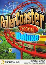 RollerCoaster Tycoon Deluxe Steam key region free