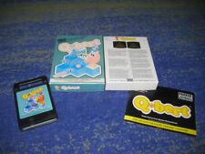 G 7000 Philips Videopac Q BERT PHILIPS VIDEOPAC g7000 g7400 rare dans neuf dans sa boîte