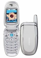 SAMSUNG SGH-X426 FLIP MOBILE WIRELESS CELL PHONE ROGERS CHATR GSM USED CELLULAR