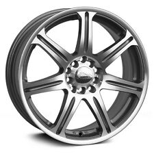 XXR 533 14X6 Rims 4x100/114.3 +35 Machined Wheels (Set of 4)