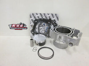 HONDA CRF 250R PISTON, CYLINDER, GASKETS TOP END REBUILD 2004-2007