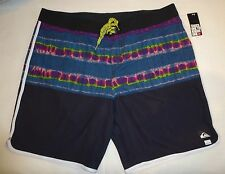 """NWT Quiksilver Rebuff Board Shorts 40"""" Stretch MSRP $62 Style # AQYBS00156"""