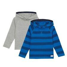 Boys' stripe Hooded T-Shirts, Tops & Shirts (2-16 Years)