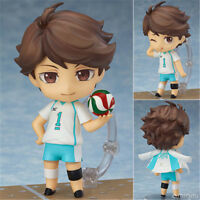 GSC Nendoroid 563 Toru Oikawa Haikyuu!! Orange Rouge Action Figure Figurine NB