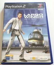 LARGO WINCH EMPIRE UNDER THREAT PS2 ITA PLAYSTATION 2 SPED GRATIS SU + ACQUISTI