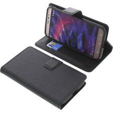 Tasche für MEDION Life P5006 Smartphone Book-Style Schutz Hülle Handytasche Buch