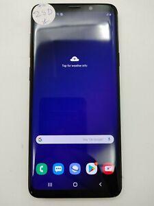 Samsung Galaxy S9 Plus G965U 64GB T-Mobile Check IMEI Poor Condition LR-062