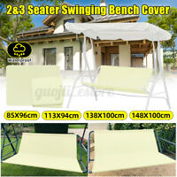4 Size Waterproof Swing Cover Chair Bench Replacement Patio Garden Outdoor