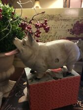 Mechanical~PIG~Cast Iron Bank~Put Coin On Tongue/Push Tail Down~Unique~FREE SHIP