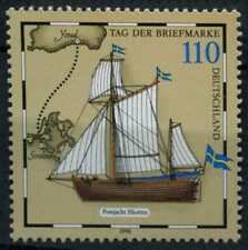 Germany 1998 SG#2876 Stamp Day Sailing Ship MNH #D60162