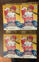 2018 Topps Factory Sealed Hanger Box   Possible RC's Acuna Jr., Soto, Ohtani +++