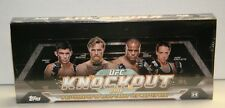2016 Topps UFC Knockout Factory Sealed Hobby Box