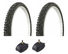 Pair Of 18x2.125 Mountain Bike Tyre VC-5010-03 With High Quality Tyre tube