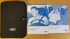 GENUINE FORD FOCUS HANDBOOK OWNERS MANUAL 2003-2007 PACK D-631