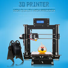 2017 Upgraded Quality High Precision Reprap Prusa i3 DIY 3d Printer from USA