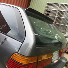 UNPAINTED FOR HONDA ACCORD WAGON L-TYPE REAR TRUNK LIP SPOILER1990-1993 PUF