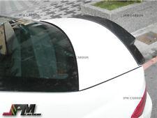V Style Carbon Fiber Trunk Lip Spoiler For 2008+ W204 C250 C300 C350 C63AMG 4Dr