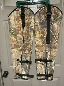 Whitewater Outdoors Snake Chaps Regular Length Realtree AP Camo