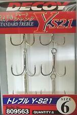 Decoy - 2pack x Standard TREBLE Y-s21 #6
