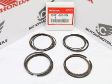 HONDA CB 750 four k0 k1 k2-k6 f1 4 Piece Piston Anneau Set 2. Oversize 0,50 Genuine
