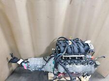 05-06 FORD MUSTANG 4.6 LITER ENGINE & 5 SPEED MANUAL TRANSMISSION DROPOUT 116K