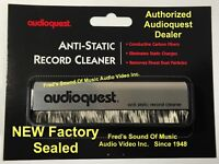 NEW FACTORY FRESH Audioquest Record Cleaner Cleaning Brush Anti Static Best