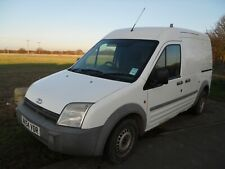 Ford Transit Connect L230D Van 2004 in white