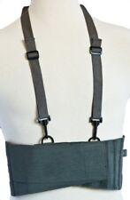 Valken Tactical Vtac Duty Belt Acu Camo Grey Small Medium S/M New