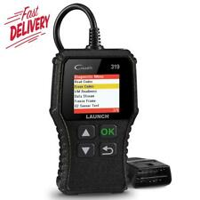 Launch Obd2 Scanner Cr319 Scan Tool Universal Automotive Engine Fault Code Reade